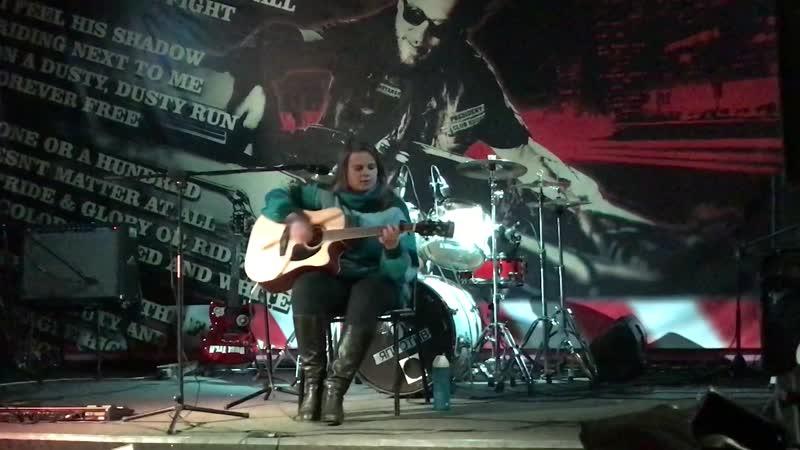 Татьяна Туркова Концерт 12 01 19 в ClubHouse