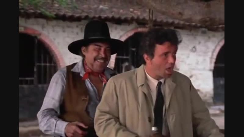 35 Коломбо Дело чести 1976 детектив реж Тед Пост
