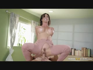Alexis Fawx [Big Tits, Brunette, Cum On Tits, MILF, Oil, Straight, Titfuck]