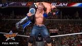 John Cena vs. AJ Styles SummerSlam 2016 (WWE Network Exclusive)