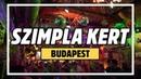 SZIMPLA KERT   BUDAPEST'S FIRST RUIN PUB