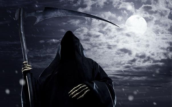 Культ Смерти - Мы собрались здесь, чтобы прославить Ее! Воздать Ей честь! Сказать, что мы всегда знали и верили только Она наша единственная избавительница от зла и бренности этого мира. Наша