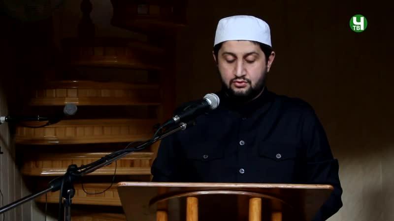 Пятничная проповедь имама с Чиркей Мурада Исмаилова