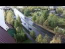 Красноармейская ул мост через Лососинку с Мой Дом 06 10 2018 09 19 09 20
