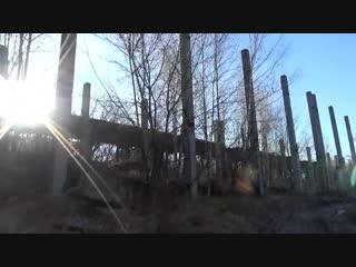 Советский недострой около Ярцевской фабрики. Город Вязники