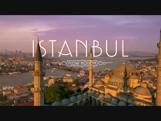 Turkish Airlines- Istanbul - Flow Through the City of Tales