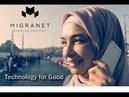 Обзор компании Migranet - Глобальная система миграции основанная на AI и Blockchain