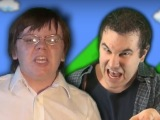 Angry Video Game Nerd vs The Irate Gamer - Epic Rap Battle Parodies Season 2