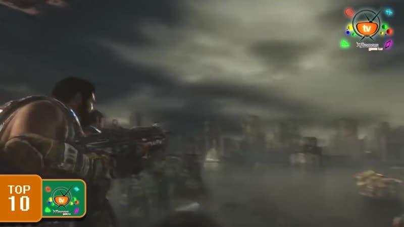 ТОП 10 Эксклюзивов Xbox 360 и PS3