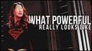 Kara Zor-El • What Powerful Really Looks Like.