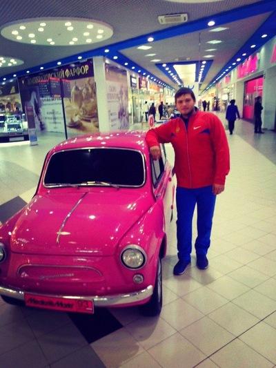 Сергей Панчехин, 11 мая , Кропоткин, id113872588