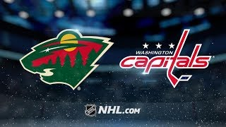 Washington Capitals vs Minnesota Wild | Nov.13, 2018 | Game Highlights | NHL 2018/19 | Обзор матча