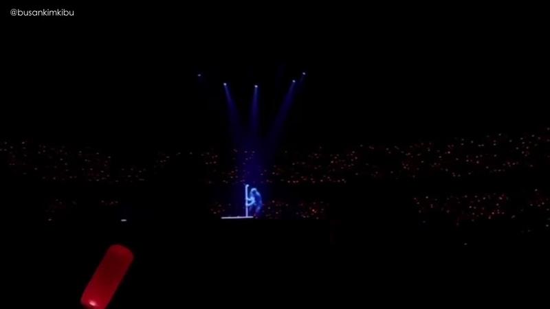 IKON X'mas Live 2017 Bobby 'Swim'