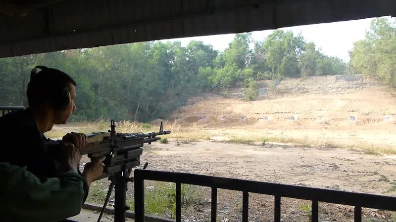 Пулемет М-60