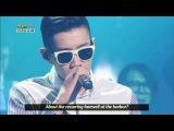 Immortal Songs Season 2 - Jay Park - Men are Ships, Women are Harbors