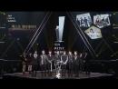 [VK][171115] Monsta X - Best Entertainer Award @ Asia Artist Awards 2017