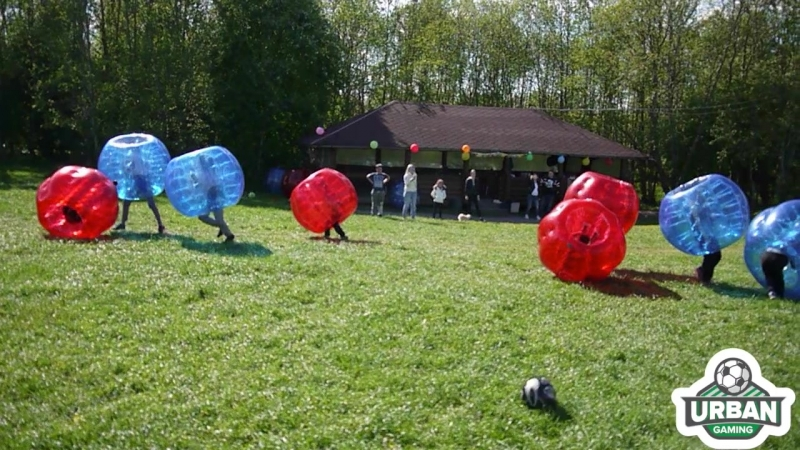 Выезд Бампербол от Urban Gaming