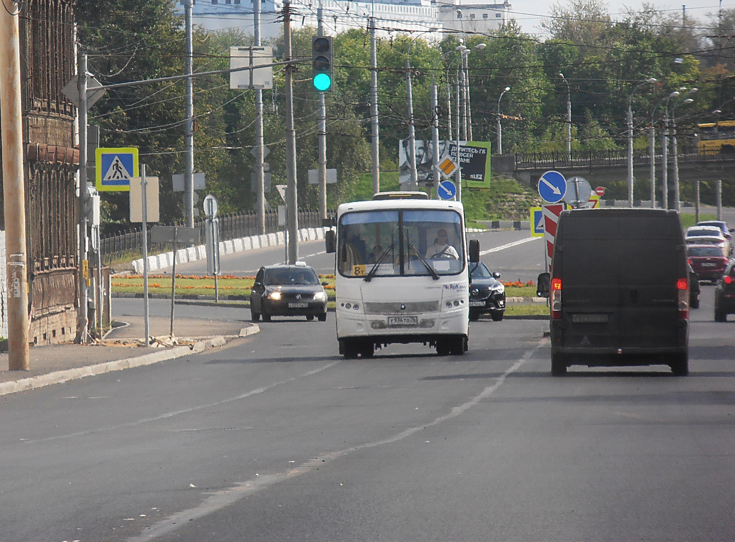 Автобус №8т
