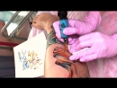 Fish tattoos by Stella Rius