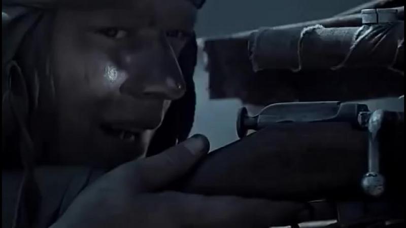 Снайпер Оружие Возмездия 1 серия.