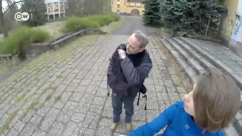 Советский город призрак в Германии эксклюзивный репортаж DW из Вюнсдорфа