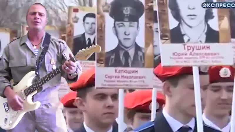 Сурский воин исп. Юрий Мамотенко