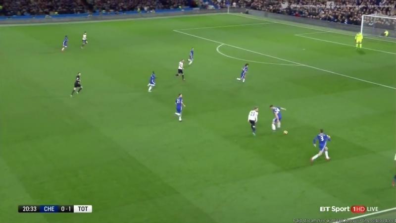 Chelsea vs Tottenham Hotspur 26 11 16 1 half
