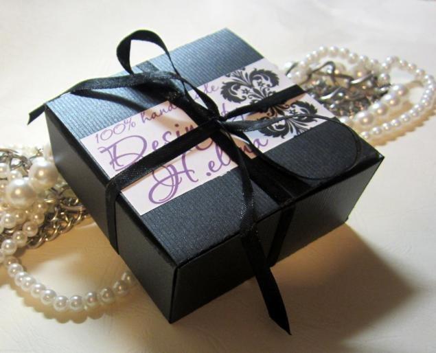 Фото коробки для подарка для мужчины