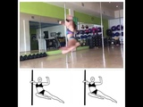 SP27. ELBOW ATTITUDE SPIN. 0.7 by Andrea Alcocer S