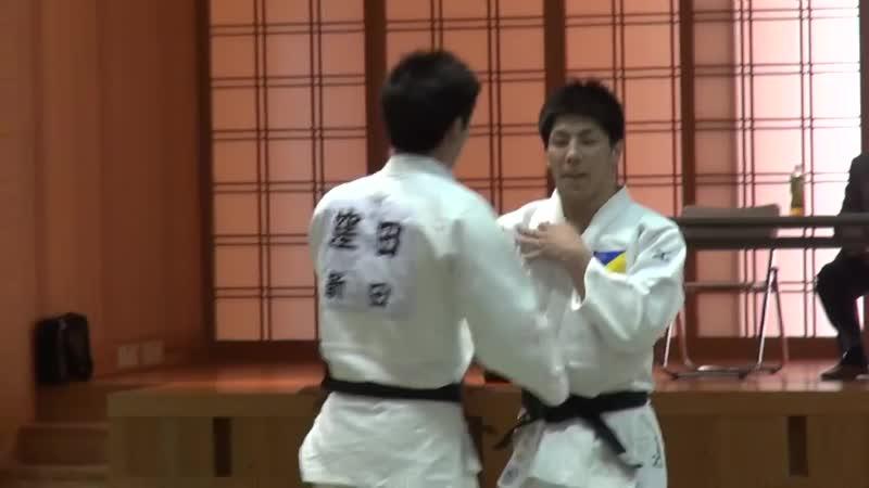 Nakaya | Reverse Seoi-Nage