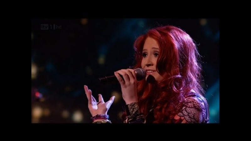 Janet Devlin says 'Kiss Me' - The X Factor 2011 Live Show 7 (Full Version)