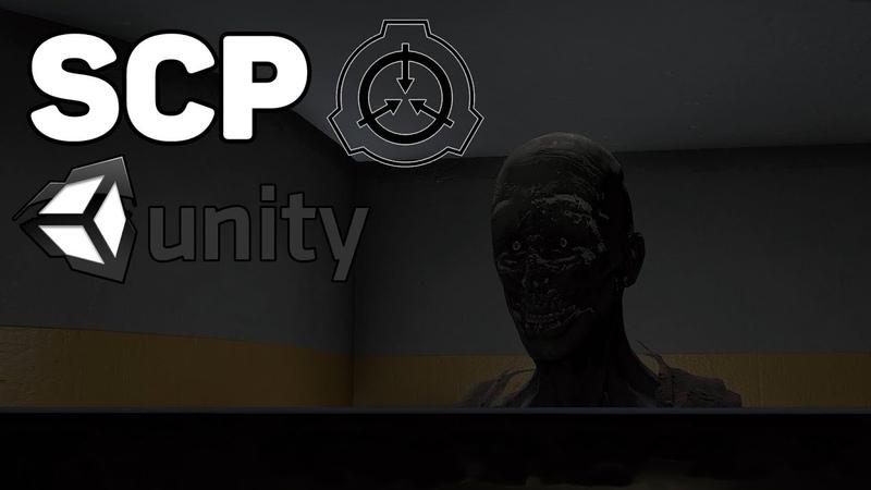 Графонистый дед (SCP-106)! SCP Containment Breach - Unity Remake
