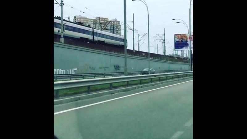 Дарницький Залізнично-автомобільний міст інтерсіті