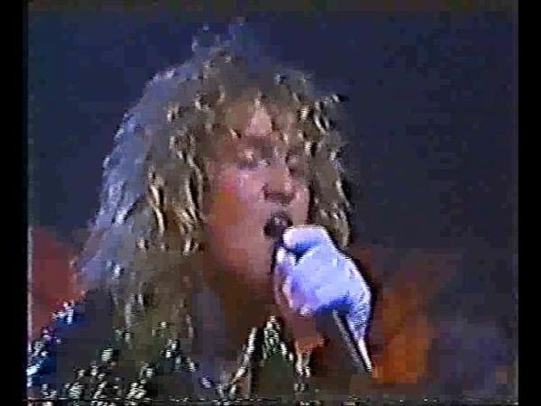 Bonfire - Live in Munich, Germany 1987 (Full Show)