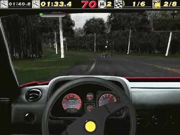 Взгляд в прошлое Выпуск 4 The Need for Speed Класс A 4