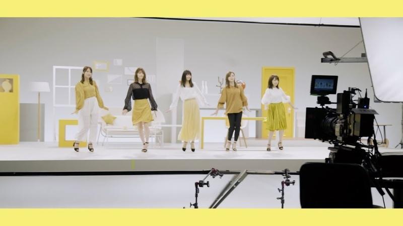 メイキング動画 七十七銀行「乃木坂46ミュージック」篇 1st