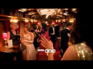 Mummy On The Orient Express: Official TV Trailer - Doctor Who: Series 8 Episode 8 (2014) - BBC One