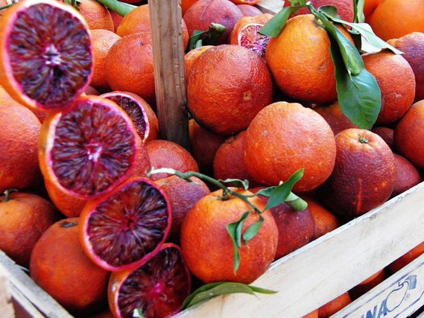 апельсины сицилийские