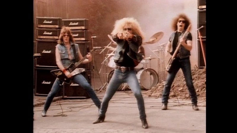 Twisted Sister - You Cant Stop Rocknroll 1983