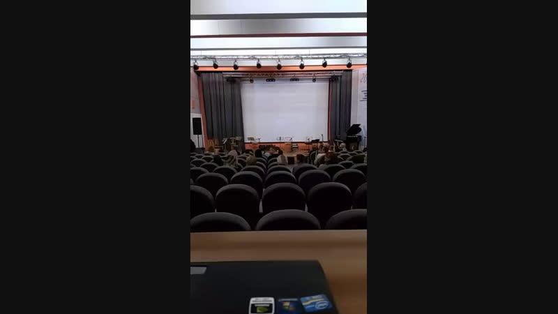 Творческая встреча ансамбля гитаристов Сполохи и АРЦ Музыкант