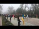 Одесса. 10 апреля, 2018. Стрим от Вонючки Стерненко. Аллея Славы.