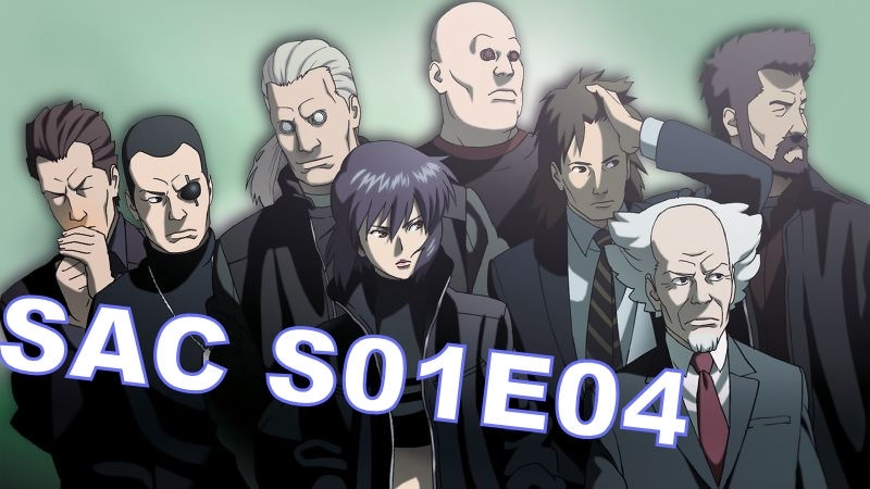 Ghost In The Shell - SAC S01E04 [ENG] [1080p]