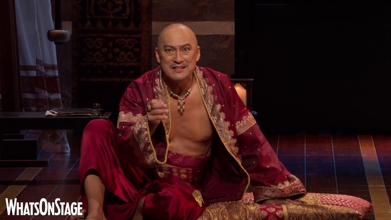 The King and I at London Palladium with Kelli O'Hara and Ruthie Ann Miles First look at the film