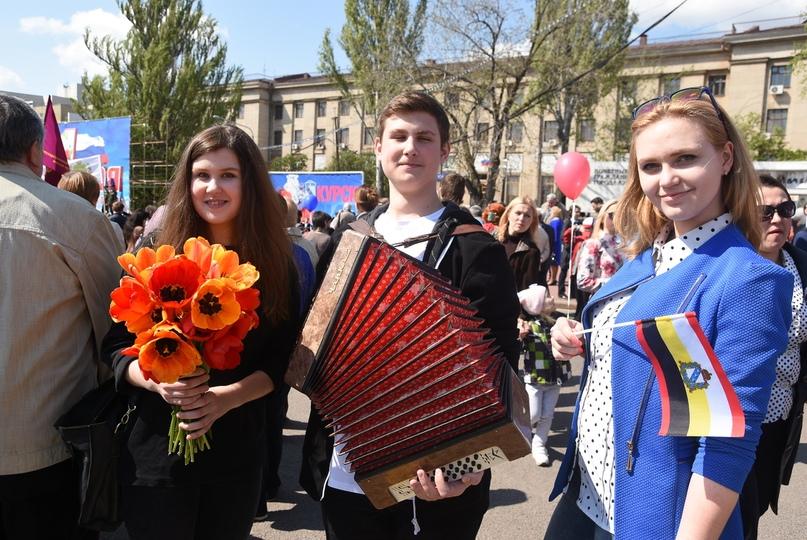 Куда в Курске и области сходить на майские праздники