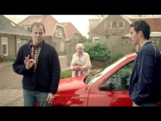 Buying a Volkswagen from an old lady - English subtitles