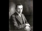 Sergei Rachmaninov   (Folia) Variations sur un th