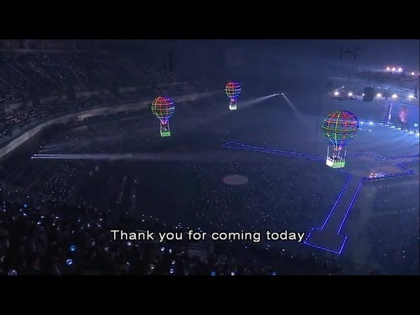 Army 'our flight will be forever' project at The Wings Tour in Seoul ending