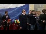 2014 Новости сегодня -- Очередной скандал на встрече Жириновского с журналистами