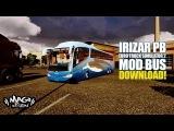 Ets2 Mod Bus Irizar PB 2013 MAN [Download Link Inside] [Descarga]