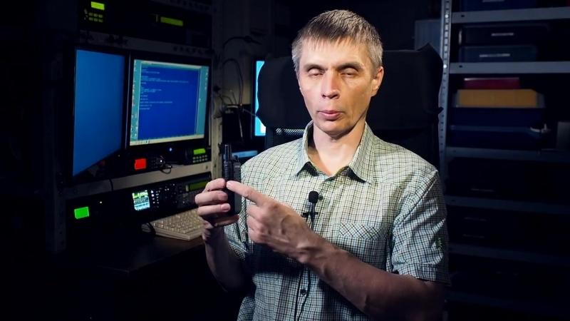 Радиоканал с Алексеем Игониным Zastone ZT X6 - Носимая UHF радиостанция. Обзор. Проверка в полях. Разборка